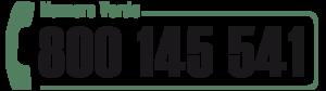 Numero verde: 800 145 541